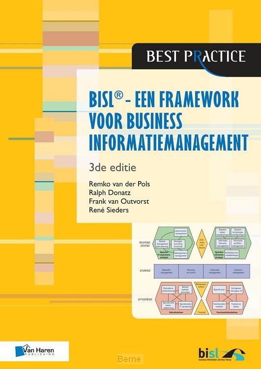 BiSL - Een Framework voor business informatiemanagement - 3de druk