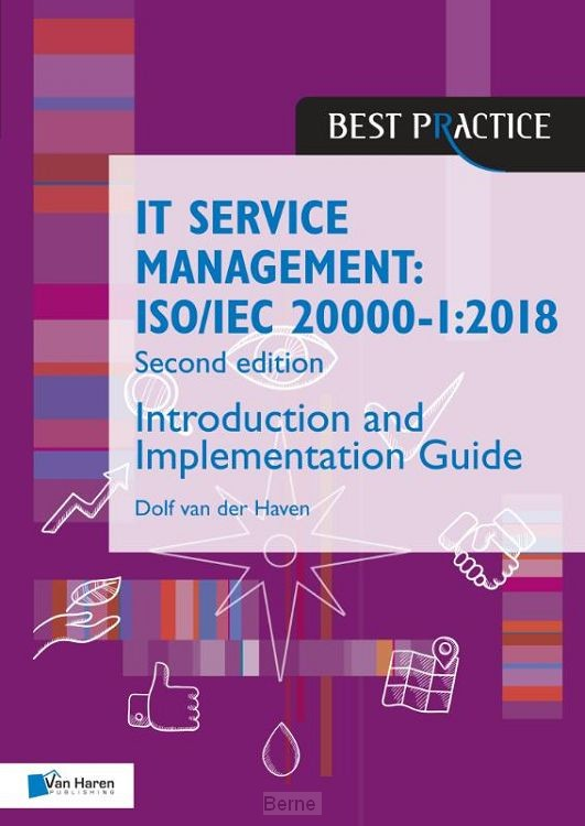 IT Service Management: ISO/IEC 20000:2018 - Introduction and Implementation Guide