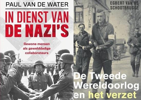 Pakket Verraad en verzet - In dienst van de Nazi's + WOII en het Verzet