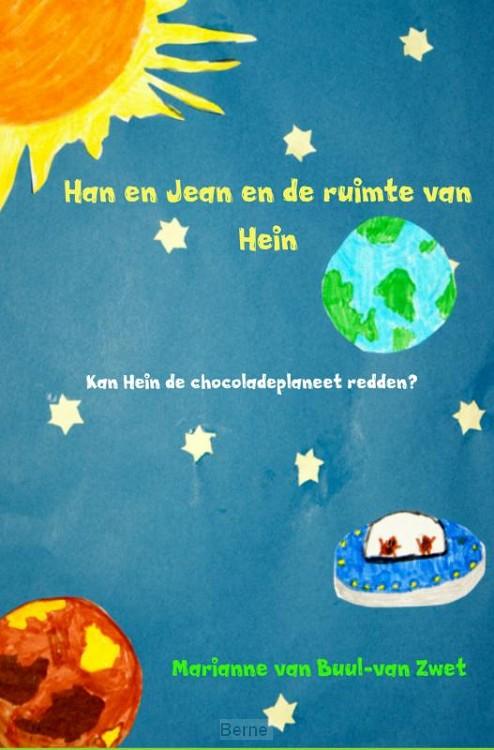 Han en Jean en de ruimte van Hein