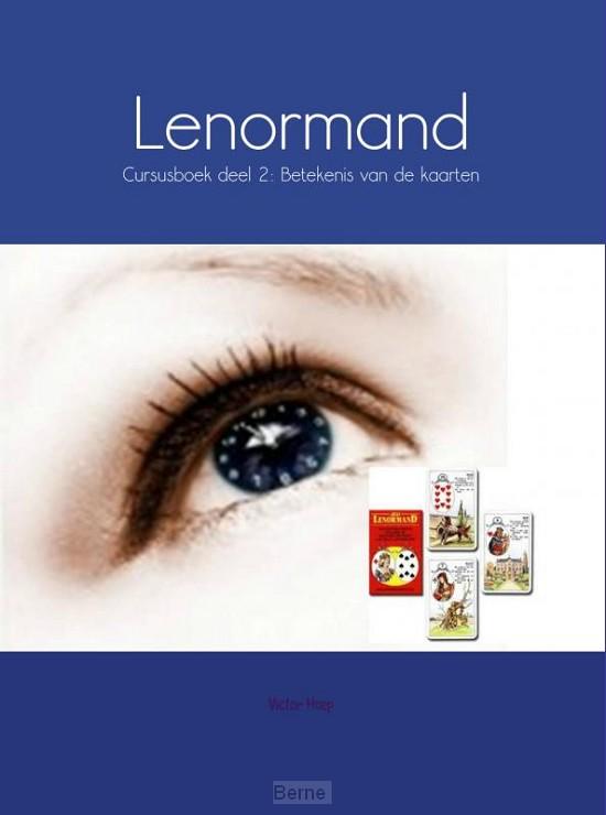 Deel 2: betekenis van de kaarten / Lenormand / Cursusboek