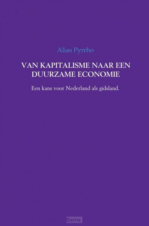 Van kapitalisme naar een duurzame economie
