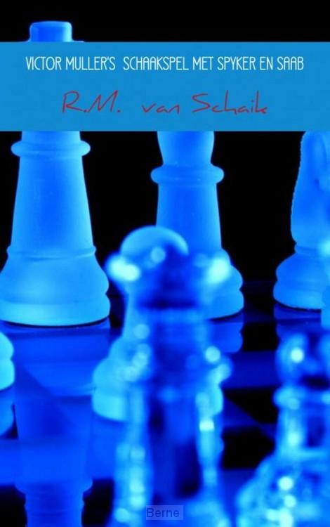 Victor Muller's schaakspel met Spyker en Saab
