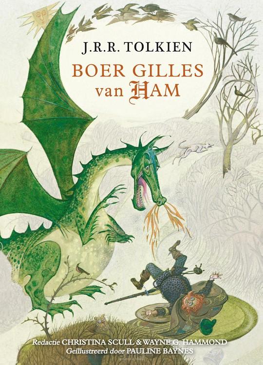 Boer Gilles van Ham
