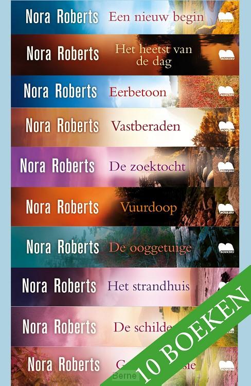 Nora Roberts 10-in-1-bundel 2