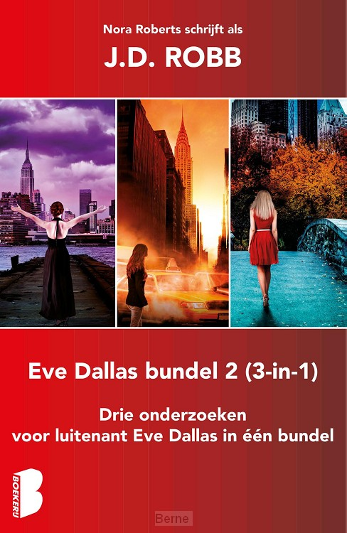 Eve Dallas bundel 2 (3-in-1)