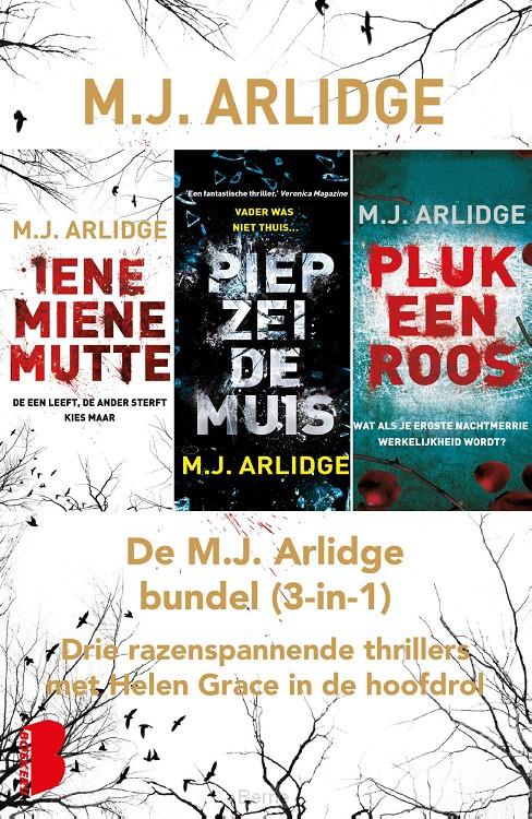 De M.J. Arlidge bundel