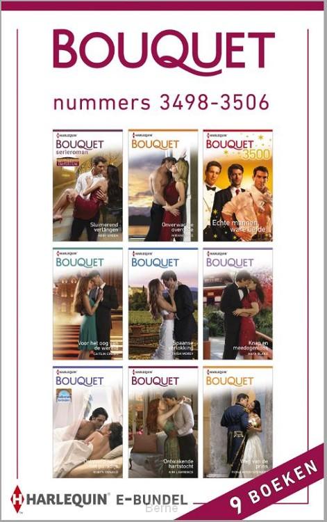 Bouquet e-bundel nummers 3498-3506 (9-in-1)