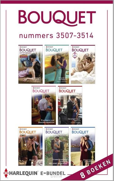 Bouquet e-bundel nummers 3507-3514 (8-in-1)