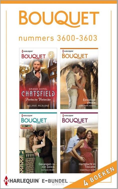 Bouquet e-bundel nummers 3600-3603 (4-in-1)