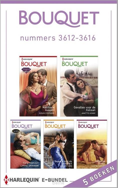 Bouquet e-bundel nummers 3612-3616 (5-in-1)