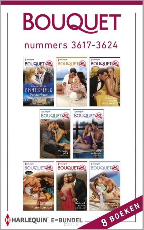 Bouquet e-bundel nummers 3617-3624 (8-in-1)
