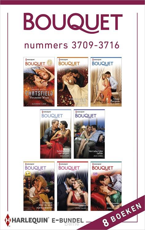 Bouquet e-bundel nummers 3709-3716 (8-in-1)