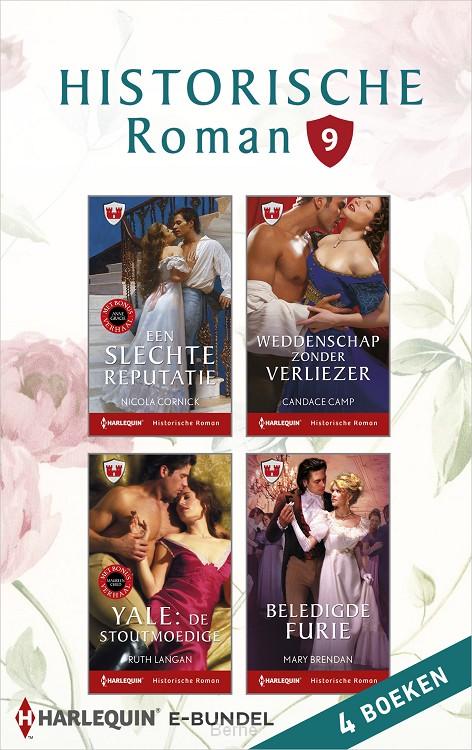 Historische roman e-bundel 9