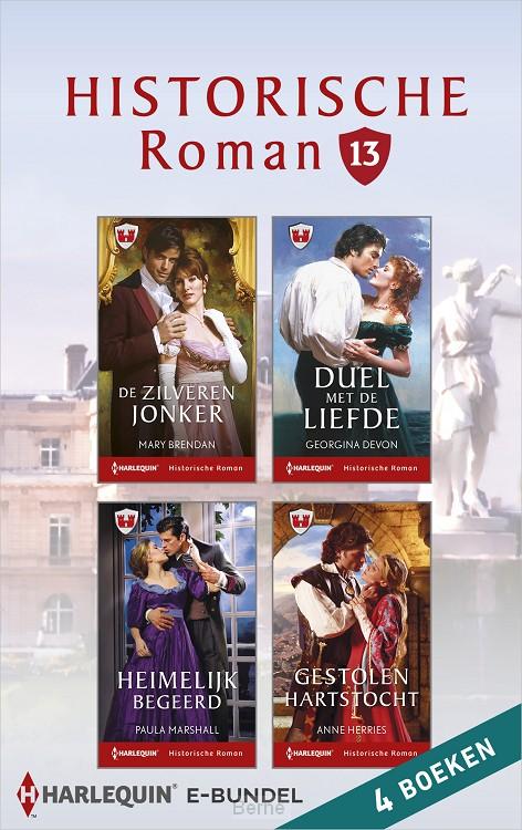 Historische roman e-bundel 13