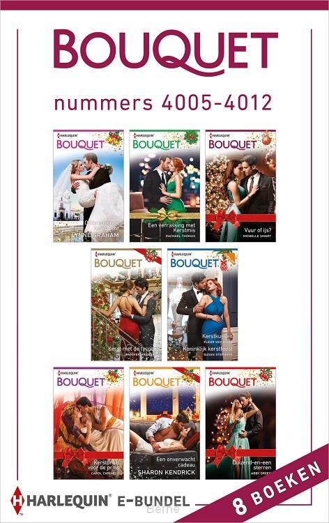 Bouquet e-bundel nummers 4005 - 4012