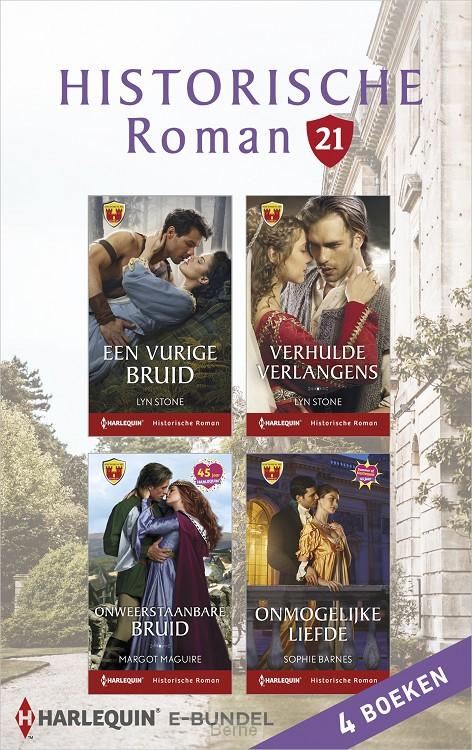 Historische roman e-bundel 21