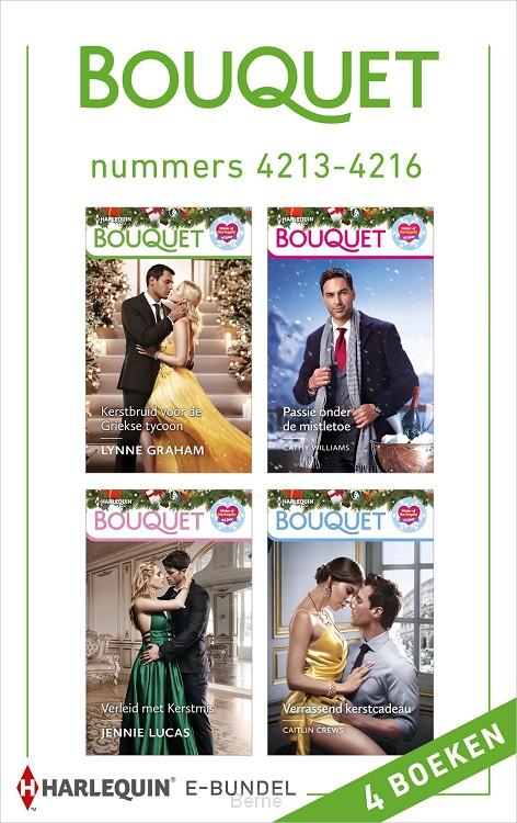 Bouquet e-bundel nummers 4213 - 4216