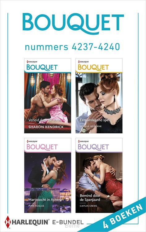Bouquet e-bundel nummers 4237 - 4240