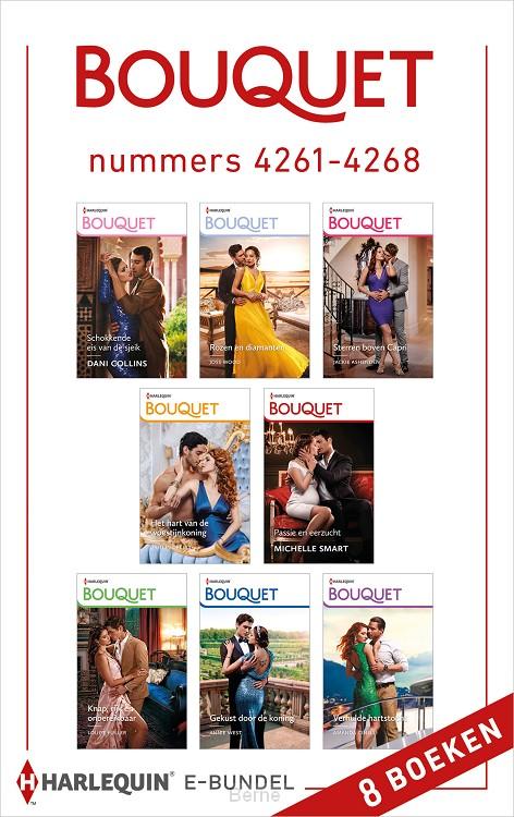 Bouquet e-bundel nummers 4261 - 4268