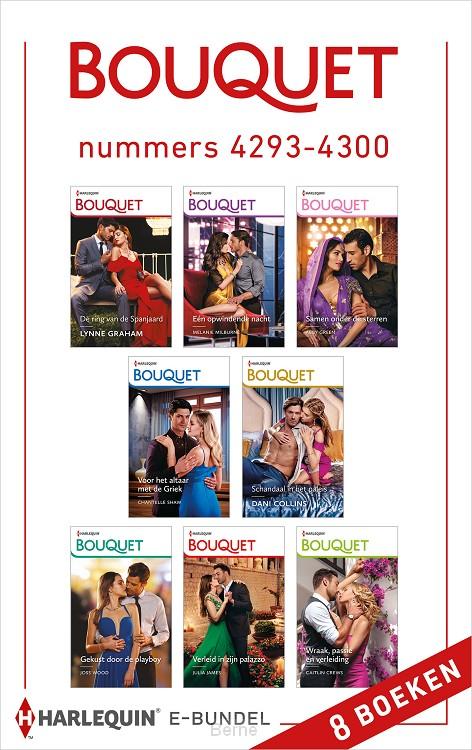 Bouquet e-bundel nummers 4293 - 4300
