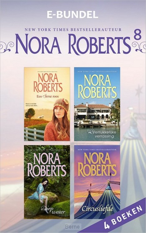 Nora Roberts e-bundel 8
