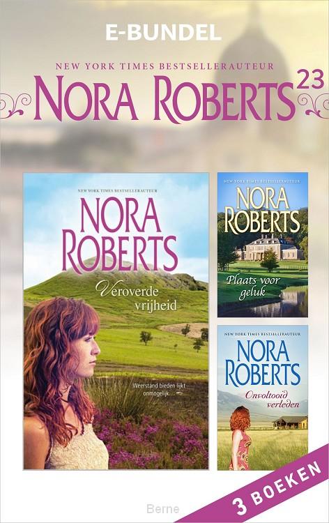 Nora Roberts 3-in-1 bundel