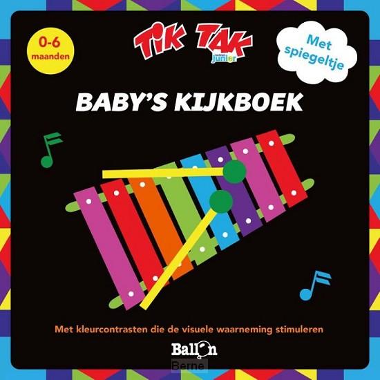 Tik Tak - Baby's Kijkboek (Buikboek)