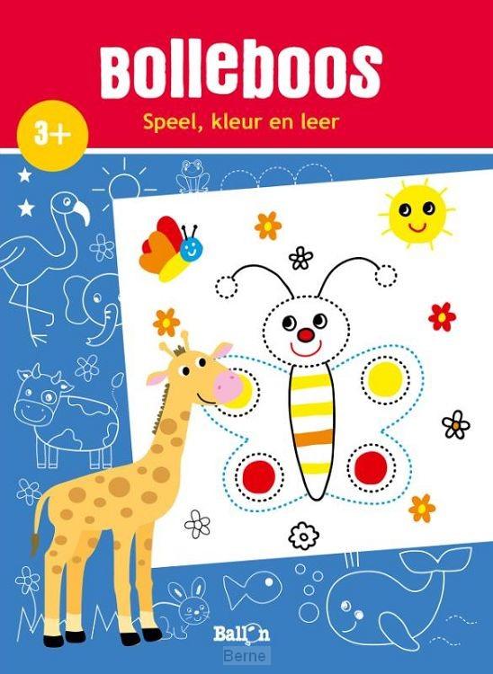 Speel, kleur en leer 3+