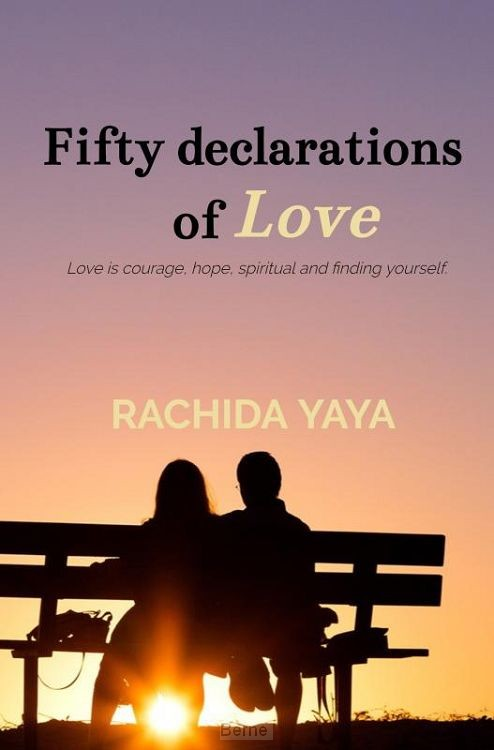 Fifty declarations of love