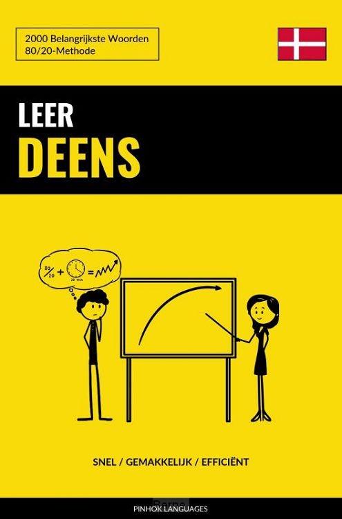 Leer Deens - Snel / Gemakkelijk / Efficiënt
