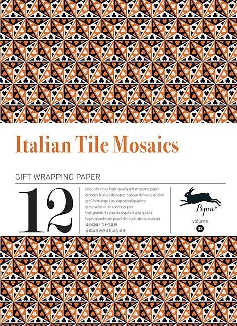 Italian tile mosaies / Vol. 33