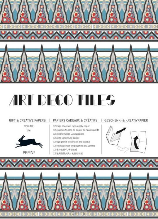 Art deco tiles / Volume 71