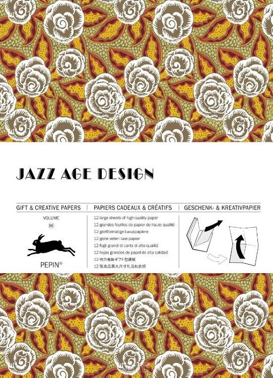 Jazz Age Design / Volume 99