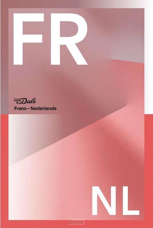 Van Dale Groot woordenboek Frans-Nederlands voor school
