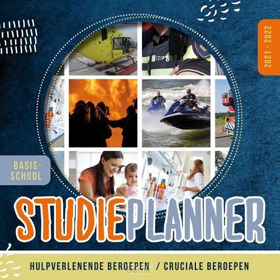 Basisschoolstudieplanner 2021/22 'Cruciale beroepen'