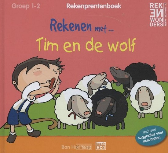 Rekenen met / Tim en de wolf groep 1-2