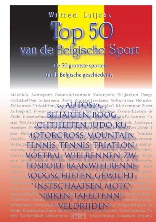 Top 50 van de Belgische sport