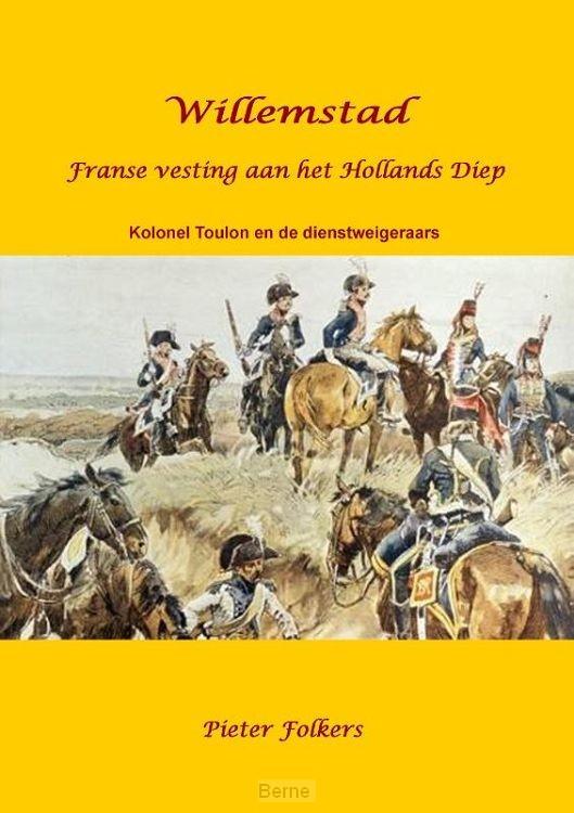 Franse vesting aan het Hollands Diep