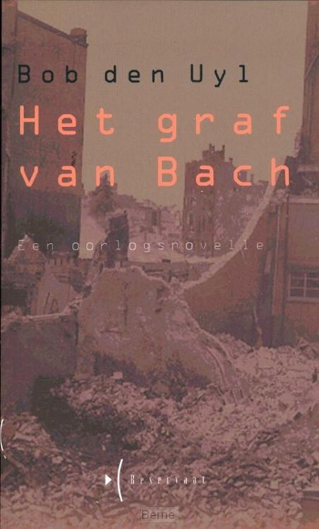 Het graf van Bach