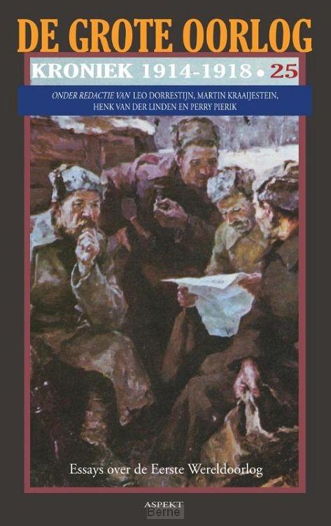 De Grote Oorlog, kroniek 1914-1918 / 25