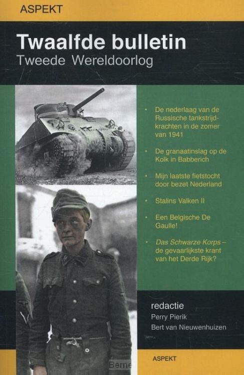 Twaalfde bulletin Tweede Wereldoorlog