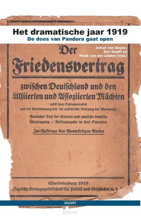 Het dramatische jaar 1919