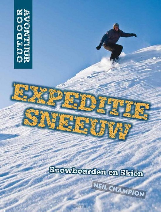 Expeditie sneeuw