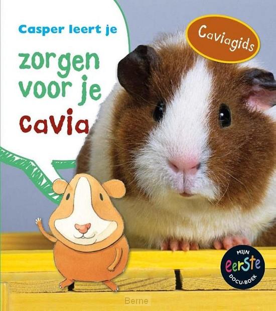 Casper leert je zorgen voor je cavia