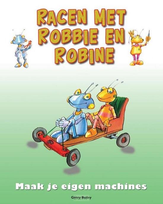 Racen met Robbie en Robine