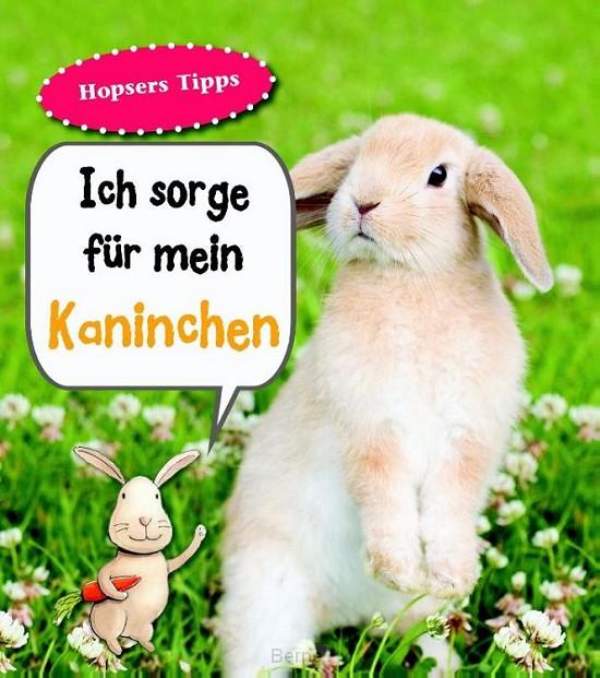 Ich sorge für mein Kaninchen