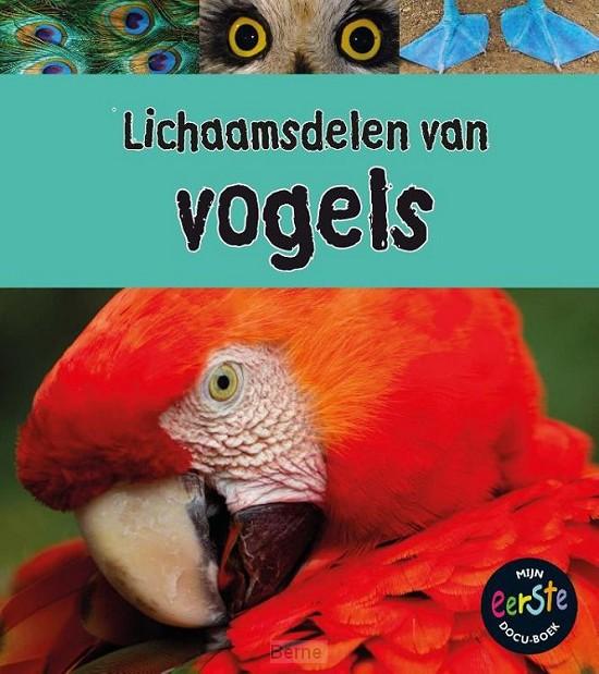 Lichaamsdelen van vogels
