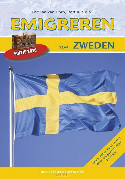Emigreren naar Zweden / 2016