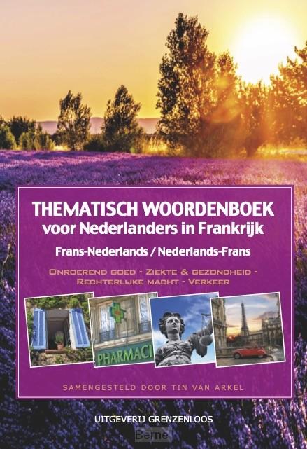 Thematisch woordenboek voor Nederlanders in Frankrijk